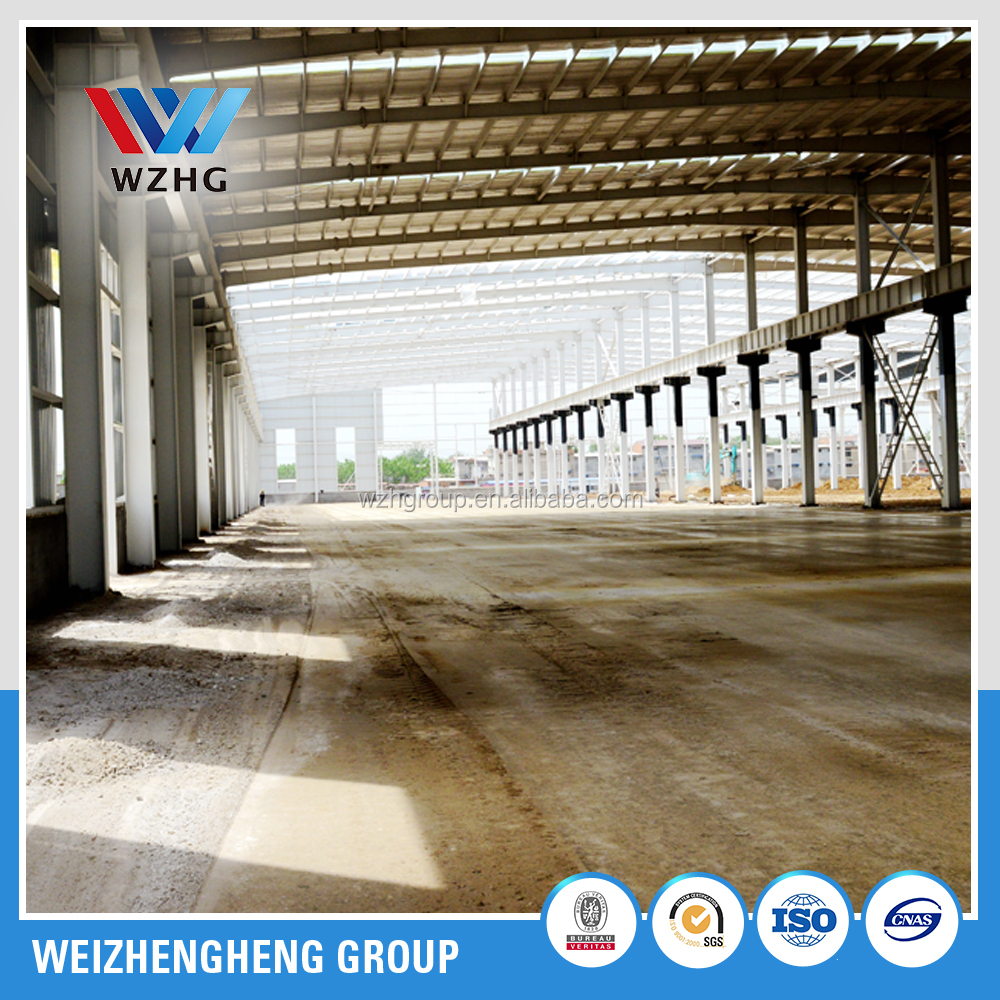 Modern Chinses steel structures hall/ warehouse/workshop/hanger