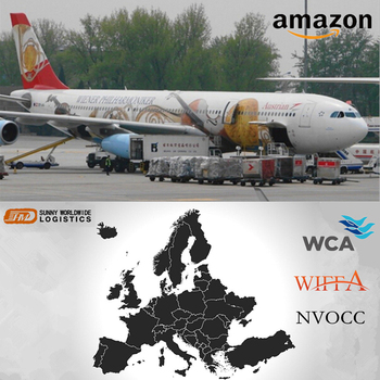 FBA Air Freight Services Cargo Shipping to Australia Amazon from China