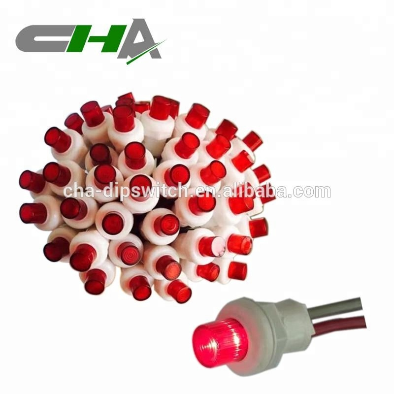 CHA C3013 series emergency illuminated push button switch