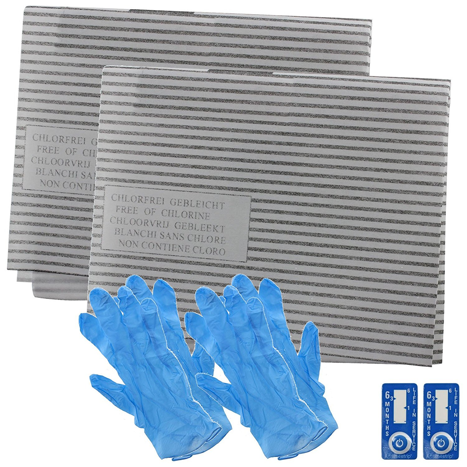 Vent Filters For BLOMBERG Cooker Hood Extractor Fan Foam Filter Cut to Size