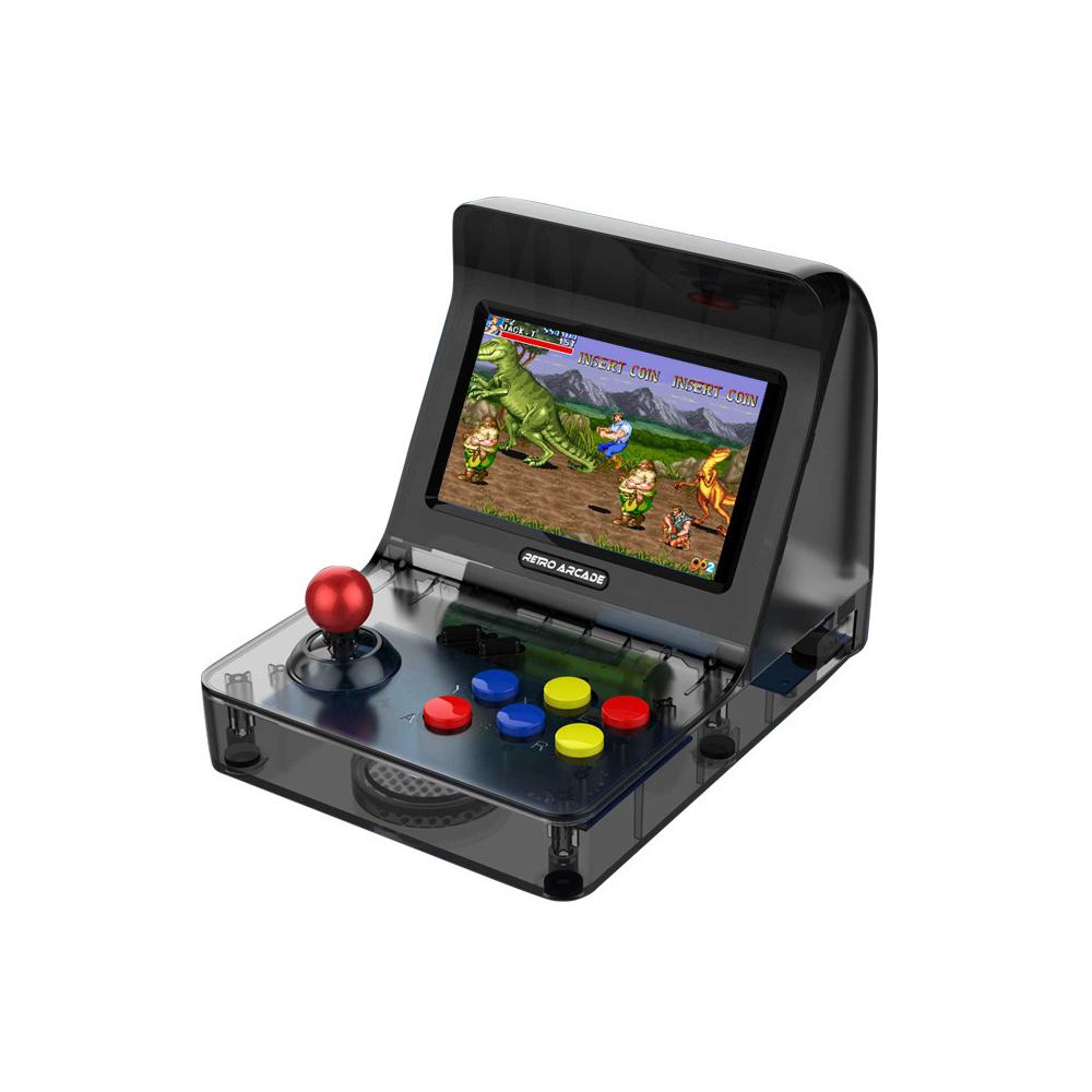 RetroGame RS-07 Arcade, Portable Mini Arcade Retro Gaming Console Classic Arcade Games Retro Emulator, 3000 Built-in Retro Games фото