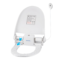 Sanitary Intelligent Automatic Electric Toilet Seat Cover With One Time Use Film