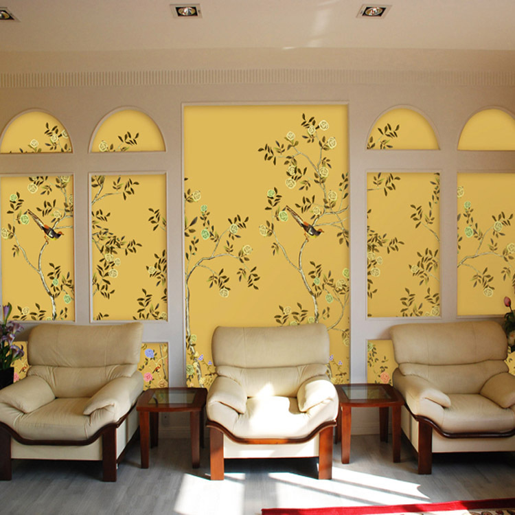 Only You Series Decoration For Interior Fabric Wall Murals Interior ...