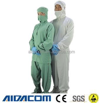 Customization Farben Esd Kleidungsstück/antistatische Kleidung ...