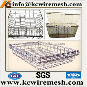 KANGCHEN vinyl coated wire basket