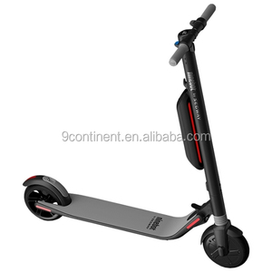 CE UL approved NINEBOT battery removable foldable Mini electric kick scooter with sharing system