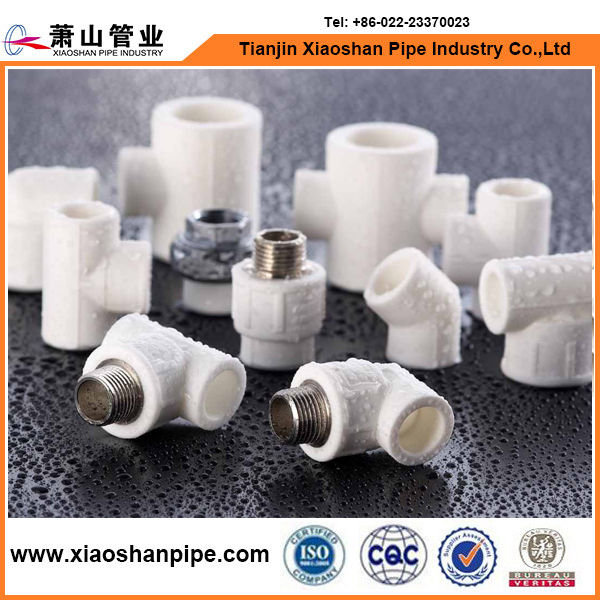 Various of pvc water parts used pvc pipe