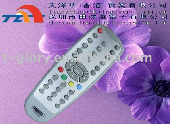 learning sat remote control