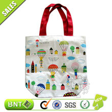 Laminated PP shopping bag ,DMC polyester Shopping tote Bag ,luxury shopping bag