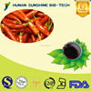 natural herbal extract Capsicum oil Paprika Oleoresin for Natural Chilli red color pigment