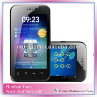 Quadband Android Cell Phone 4 inch Touch Screen