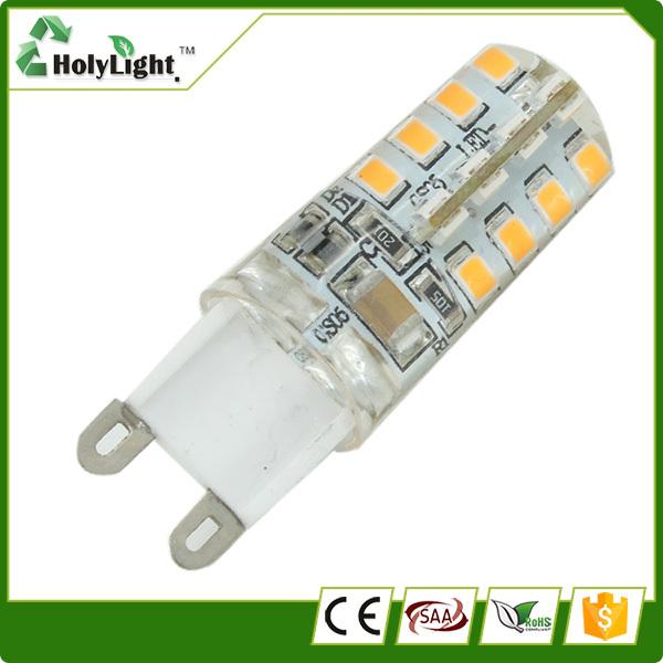 Hot Sale G9 Led Bulb/ 2700k Dimmable 5w G9 Led Bulbs