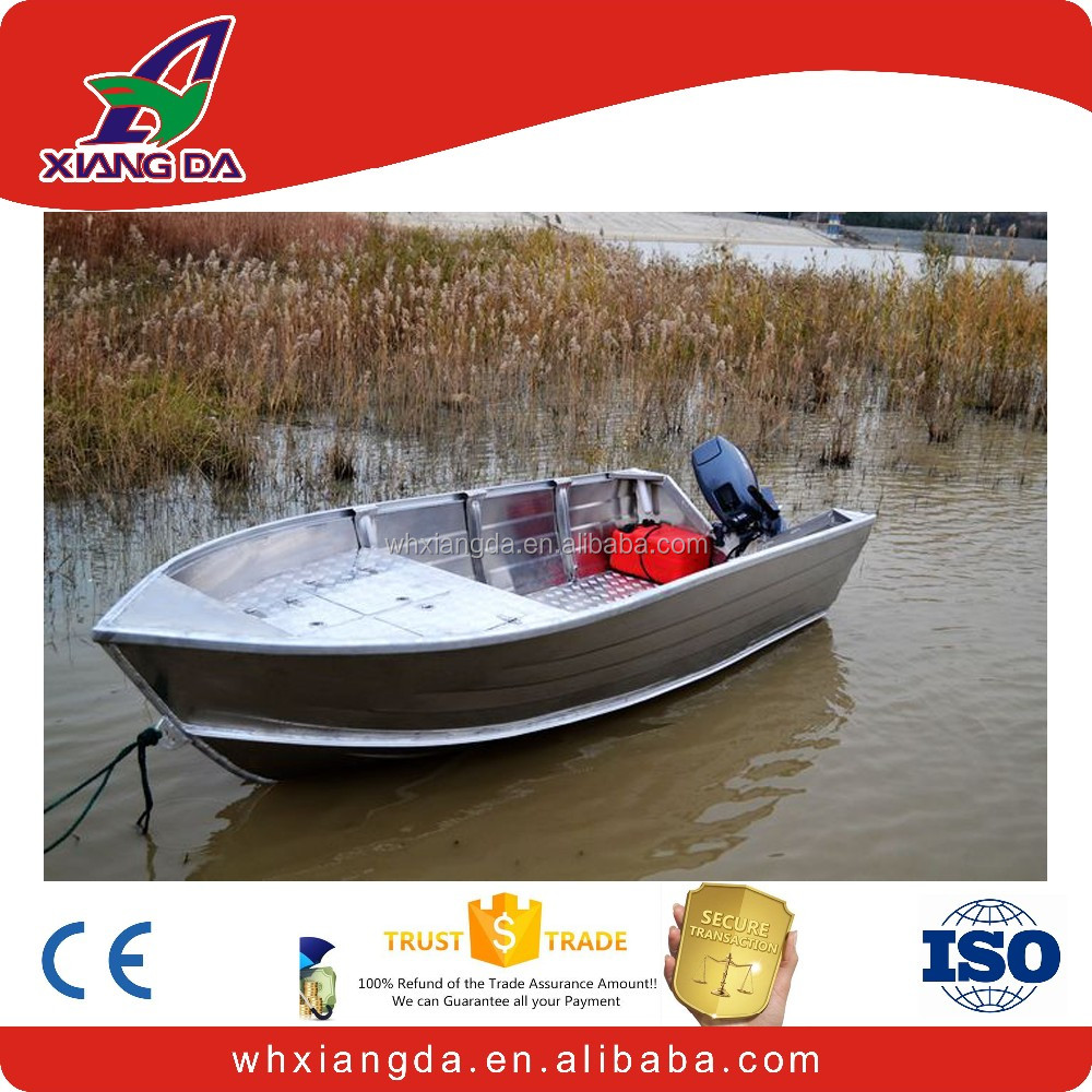 Best Welded Aluminum River Fishing Boats For Sale Buy River
