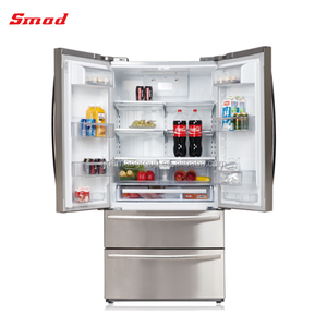 Big Net Capacity Fridge A And A+ Best French Door Refrigerator