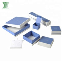 China supplier paper gift box with sponge inlay/paper gift packaging box /jewelry box