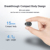 Super Mini Bluetooth earphones true wireless headphone tws earbuds with Aluminum metal charging case headset