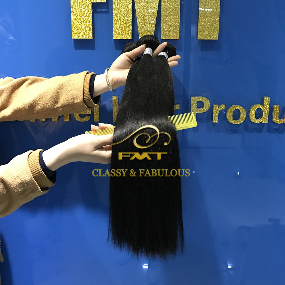 Alli baba com factory price unprocessed brazilian human hair