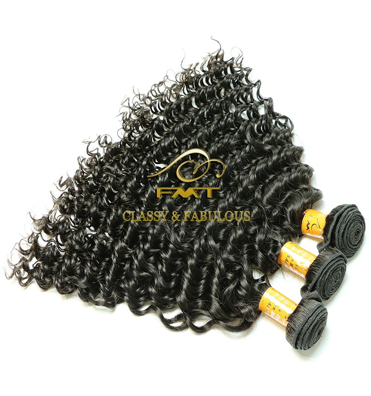 Hot selling natural wave brazilian virgin hair, indian remy hair extension, Factory price virgin jerry curl products