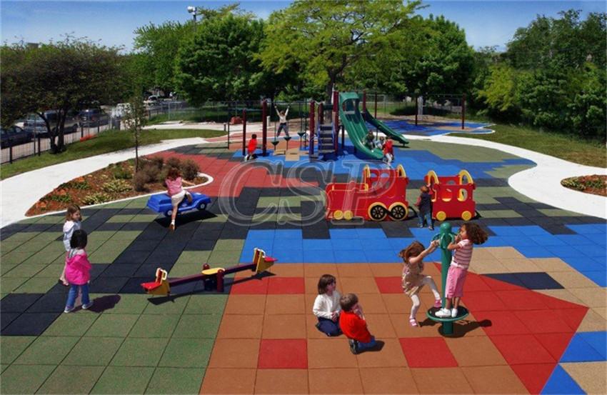 Coperta parco giochi per bambini pavimenti patio esterno