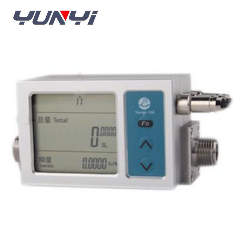 MF5600 digital Air gas mass flow meter