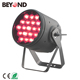 19x15w 4in1 rgbw led zoom stage light mixer and dmx controller