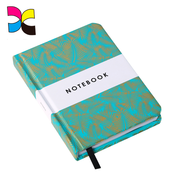 factory sell high quality customized design diary agenda joural book printing