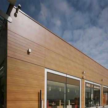 Customizable Building Decorative Fireproof Material Acm