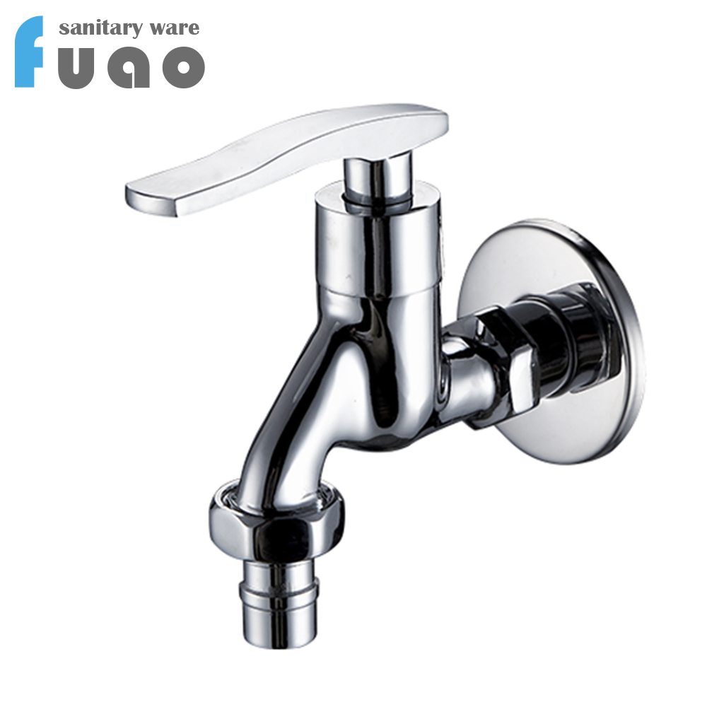 FUAO Single Handle Delay Time Basin Cold Tap