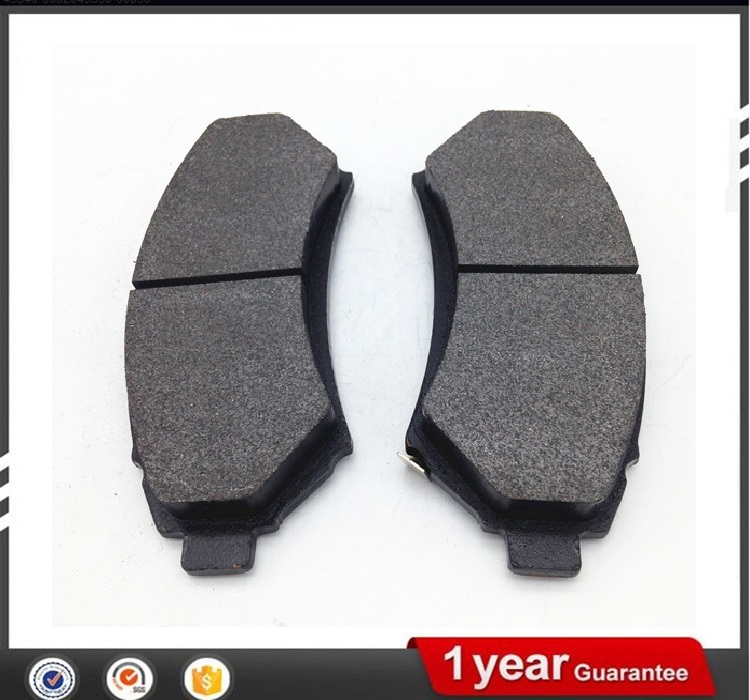 High quality factory supply car auto parts custom auto dfm brake pads