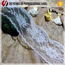 custom design factory price Jacquard Flower japanese Lace Trimming