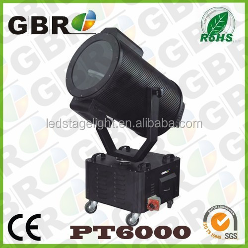 Outdoor moving head light sky beam
