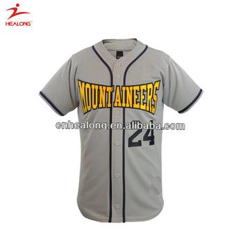 sports shoes bc8ca 304a8 Custom Fashion Baseball Uniform Blank Embroidered Baseball Jerseys - Buy  Embroidered Baseball Jerseys,Fashion Baseball Jersey,Custom Baseball Jersey  ...