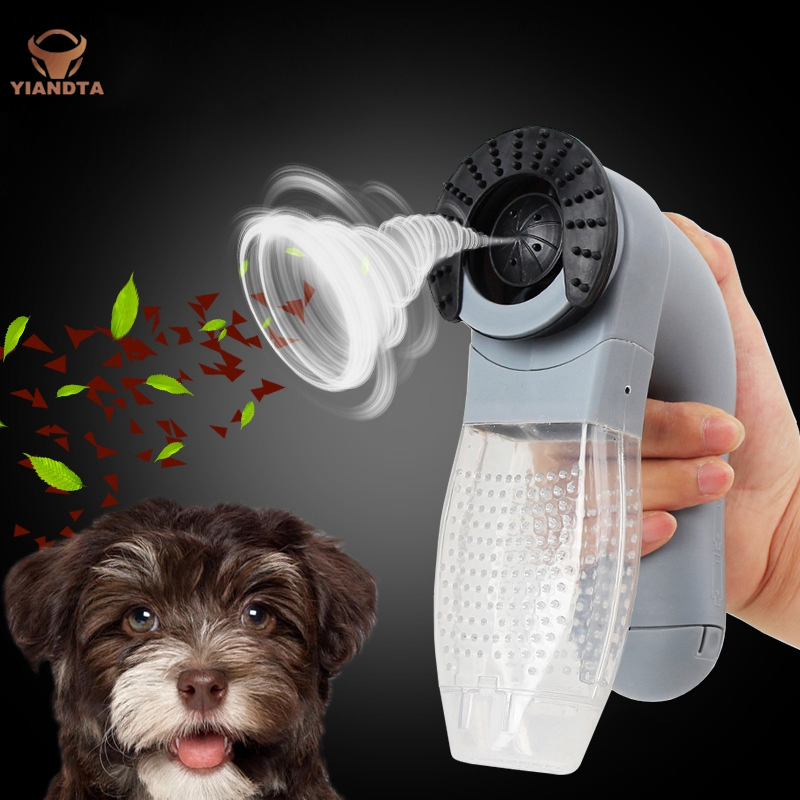 Electric Pet Hair <strong>Remover</strong> Suction Device For Dog Cat Fur Cleaning Supplies