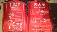 TUV Fibreglass Fire Blanket Design For Most Kitchens, Homes And Caravans SA