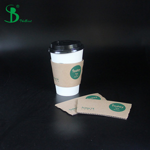 Welcome to custom Printed paper coffee cups with lids and sleeve 12 oz