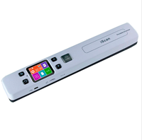 High Speed Portable Scanner A4 Size Document Scanner 1050DPI JPG/PDF Support 32G TF Card Mini Scanner Pen with Pre View PIcture