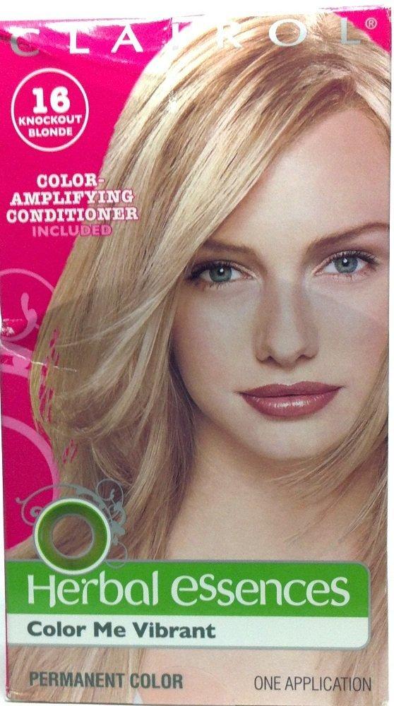 Buy Clairol Hair Color Dye Color Me Vibrant Herbal Essences Permant
