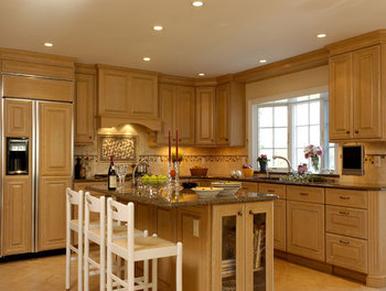Royal Duke Solid Wood Kitchen Cabinet Used Kitchen