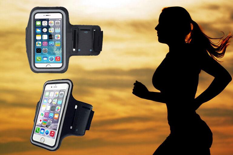 1X красочные открытый виды летние водонепроницаемый аксессуар рука пояса ремень телефон сумка спорт обложка чехол для Apple , Iphone 4 4S 4 г