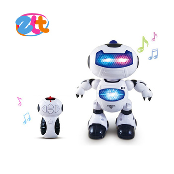New products music light dancing learning robot for education