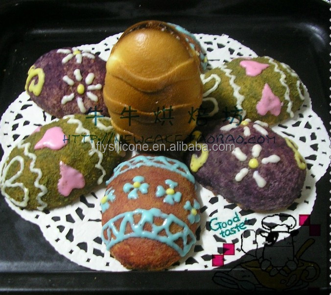 Easter egg shape cake mould 2014 new type
