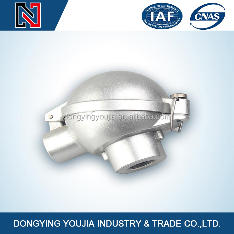 Hot sale ball valve casting