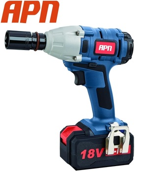 APN High Torque 18 V  Li-ion Battery Cordless Impact Wrench