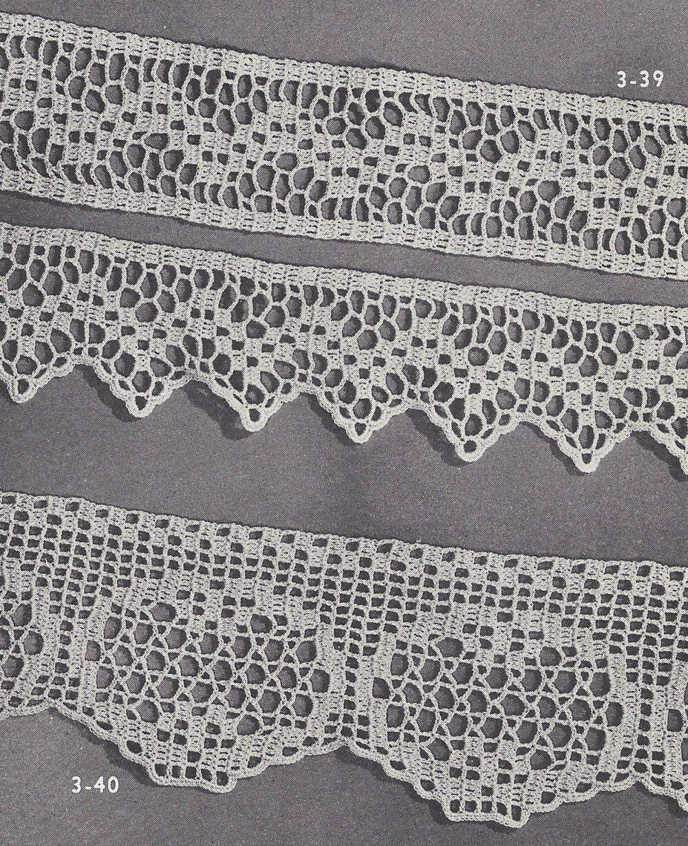 Cheap Crochet Lace Edging Pattern Free Find Crochet Lace Edging