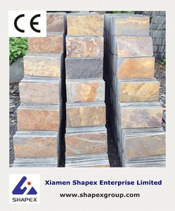 Outdoor slate stepping stones with superior quality