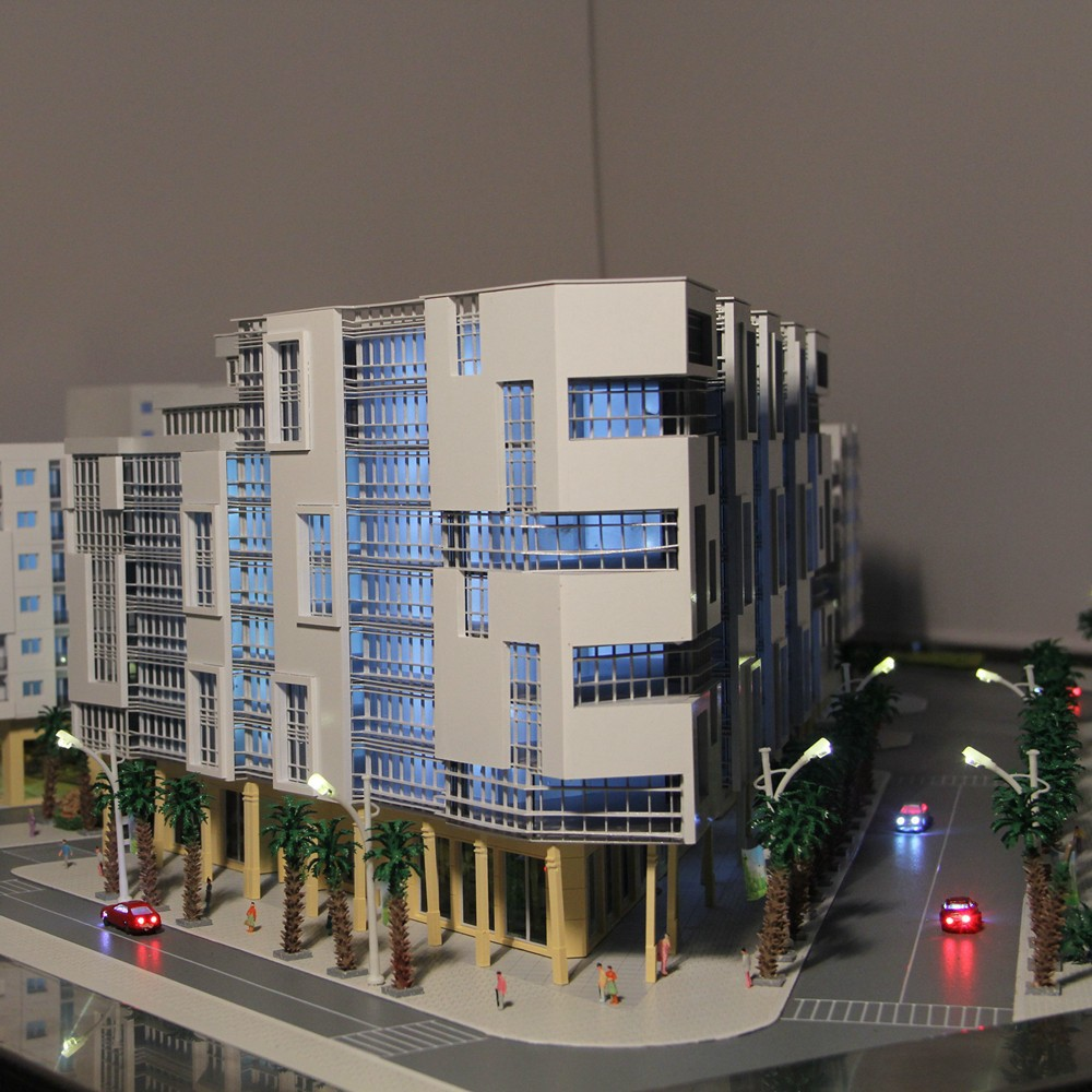 Complex 3d Physical Residential Architectural Model Maker - Buy  Architectural Model,Architectural Model Maker,Miniature Architecture Models  Product on