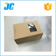 Straight tuck end clear window paper packaging box