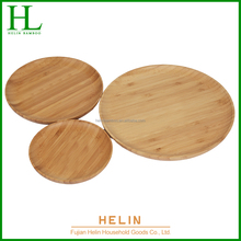 Bamboo sushi plate set tableware serving dish/plate set