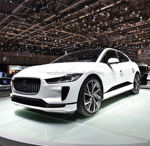 Five doors/seats electric Jaguar I-PACE new SUV for sale
