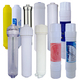 water filtration system for in line water filter cartridge